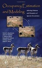 Occupancy Estimation and Modeling : Inferring Patterns and Dynamics of Species