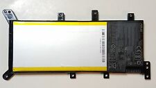 New Original ASUS X555D X555DA-BB12 Battery 0B200-01200100M 37 WHr 7.6V 4935mAh