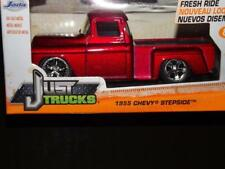 1955 CHEVY STEPSIDE 1:32 SCALE TRUCK.  RAW!