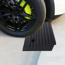 2pcs rampes en caoutchouc pour fauteuil roulant de scooter de voiture Rubber FR
