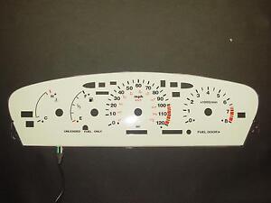 PerFormax Glow Dash Gauge Face 1995-99 Dodge Neon EL9599NEO