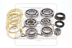 Fits Mazda Miata MX5 5 Speed Transmission Overhaul Bearing Seal & Synchro Kit
