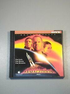 Armageddon (DIVXNot DVD 1998) VG+