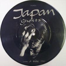 Japan, Ghosts, NEW/MINT Original UK PICTURE DISC 7 inch vinyl single (VSY472)