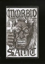 Morbid Saint demo cassette tape Lock Up Your Children numbered Spectrum of Death
