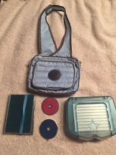American Girl Doll Lindsey's Laptop and Bag Set Complete - Retired