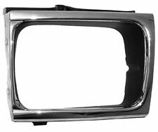 1992 1993 1994 1995 Toyota Pickup Chrome Headlight Door Driver side TO2512116