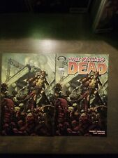 Walking Dead #1 15th Anniversary 2-Cover Finch Variant Set! Opened Blind Bags!