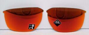 Brand New Authentic Oakley Sliver Edge Replacement Lens Prizm Ruby Iridium