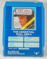 The Essential Paul Anka (8-Track Tape, 8320-5667H)