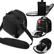 New Compact Shoulder DSLR Camera Bag Case For Nikon Canon EOS Rebel Sony Pentax