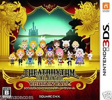Theatrhythm Final Fantasy: Curtain Call 3DS NINTENDO JAPANESE  JAPANZON