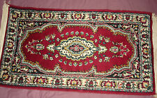 #337  Beautiful Vintage Rug   59''/31.5''(150cm/80cm)