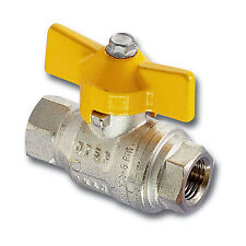 FSE Race / Rally High Flow Fuel Cut Off Tap - 1/4 BSP Ports - Use Up To 300 BHP