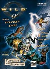 Wild 9 Official Strategy Guide (Brady Games Strategy Guides), BradyGames, Good B