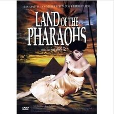 Land of The Pharaohs (1955) DVD (Sealed) ~ Joan Collins