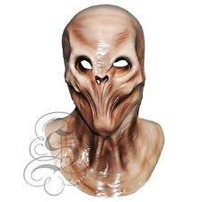 Halloween Latex Horror PSYCHIC MUTANT Monster with chest Costume Dress Up Mask