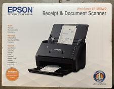 Epson Workforce ES-500WR Wireless Color Receipt & Document Scanner for PC & Mac