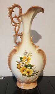 Vintage Hand Made  Porcelain Largr Jug . From my parent's estate. 34cms × 49cms