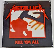 Metallica - Kill 'Em All  ( Remastered 2016 ) -  CD NEW & SEALED    Digipack