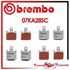 Brembo 07KA28SC Pastiglie Freno Racing Set di 2