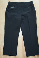 BHS Petite Straight Leg Polyester Women's Trousers