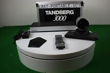 Tandberg 3000 MXP Portable Video Conferencing System (faulty camera)