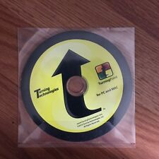 TURNING TECHNOLOGIES CD TURNING POINT CLICKER SYSTEM SOFTWARE CD NXT RCRF