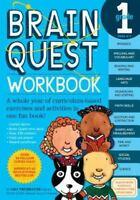 Brain Quest Workbook: Grade 1 by Trumbauer, Lisa