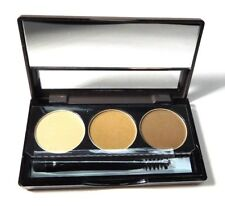 Beau Kiss Silky Smooth Eyebrow Powder Palette 3 Colors