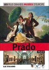 MUSEE DU PRADO MADRID Le Figaro + PARIS POSTER GUIDE