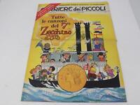 CORRIERE DEI PICCOLI  N° 12 ANNO 21/03/1965 CON INSERTO  [H05-016]