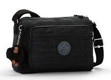 Kipling Reth Small Shoulder Bag In Dazz Black BNWT