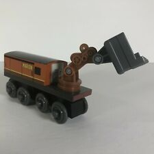 Thomas and Friends Railway Train Marion Steam Shovel Wooden
