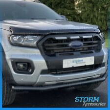 BONNET GUARD PROTECTOR - HOOD GUARD TO FIT FORD RANGER T6 WILDTRAK 2016-2020
