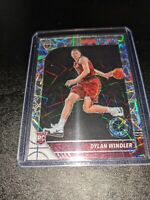 2019-20 Panini Hoops Premium Stock Laser Prizm Dylan Windler Rookie RC SP Holo