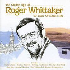 Roger Whittaker / Roger Whittaker - The Golden Age *NEW* CD