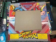 Street Fighter 1 One Arcade Monitor Bezel artwork original not 2 II