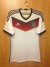 GERMANY 2014/2015 PLAYER ISSUE HOME FOOTBALL SHIRT JERSEY TRIKOT ADIZERO SIZE M
