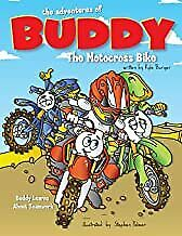 The Adventures of Buddy the Motocross Bike: Buddy Learns Tea BOOK(PAPERBACK)