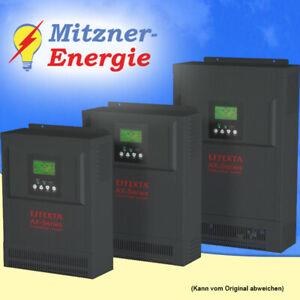 EFFEKTA AX inkl. Lithium-Stromspeicher PYLONTECH wählbare Größen