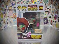Funko Pop Zombie Gambit #719 Glow GITD BoxLunch Exclusive W FREE POP PROTECTOR!!