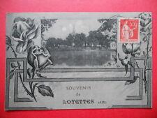LOYETTES  :  Souvenir de.........VO.1934.