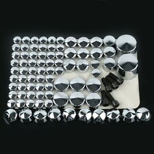 ABS plastic Bolt Toppers Kit For Harley Davidson Softail Twin Cam 2007-2013 08