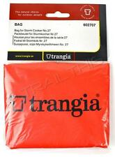 Trangia 27 Cooker Cover / Bag for Storm Stove 602707 - Orange