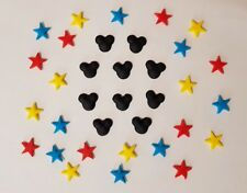 Mickey Mouse y Star Pastel Decoraciones (Topper para que coincida con en mi tienda eBay)