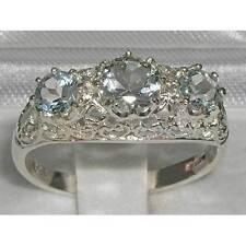 Heat & Pressure Natural Sterling Silver Fine Rings