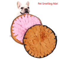 Pet Educational Toys Dog Snuffle Mat Smell Training Mat Dog Release Stress