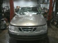 Driver Corner/Park Light Fog-driving Bumper Mounted Fits 02-05 SAAB 9-5 94703