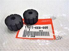 HONDA CM185 T CM200 CM250 REBEL CM400 FRONT GAS FUEL TANK RUBBER S CUSHION S OEM